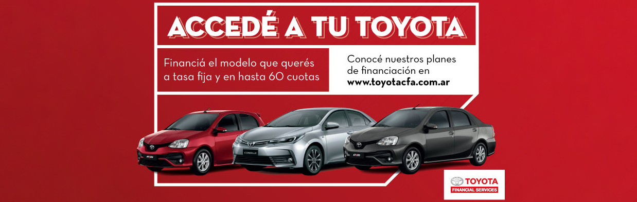 Toyota Financiera